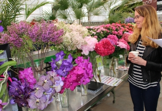 Florists Meet Dutch Growers